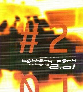 "Various - Battery Park Cologne 2.01  (12"")"
