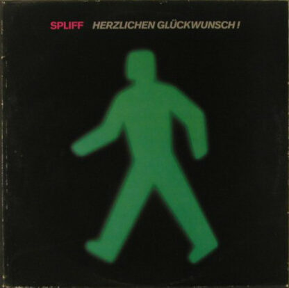Spliff - Herzlichen Glückwunsch! (LP, Album)