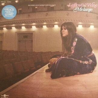 Melanie (2) - Leftover Wine (LP, Album, RE)