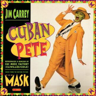 """Jim Carrey - Cuban Pete (12"""", Single)"""