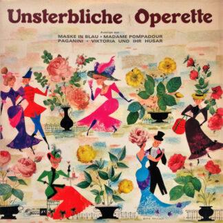 Various - Unsterbliche Operette (LP)