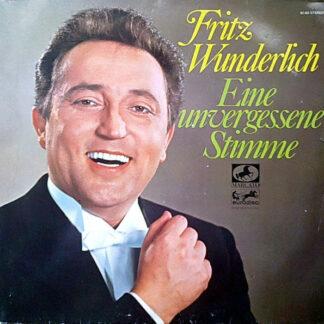 Fritz Wunderlich - Eine Unvergessene Stimme (2xLP)