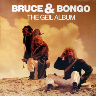 Bruce & Bongo - The Geil Album (LP, Album)