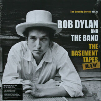 Bob Dylan And The Band - The Basement Tapes Raw (3xLP + 2xCD + Box)