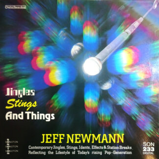 Jeff Newmann - Jingles Stings And Things (LP)
