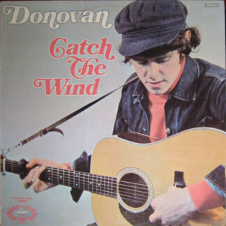 Donovan - Catch The Wind (LP, Comp, RE)