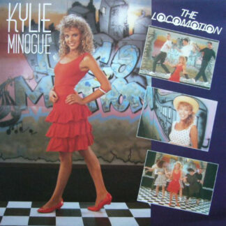 "Kylie Minogue - The Loco-Motion (12"", Maxi)"