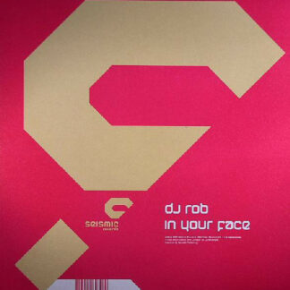 """DJ Rob - In Your Face (12"""")"""
