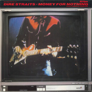 """Dire Straits - Money For Nothing (Full Length Version) (12"""", Maxi)"""