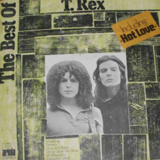 T. Rex - The Best Of T. Rex (LP, Comp)