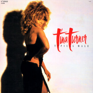 """Tina Turner - Typical Male (Dance Mix) (12"""", Single, All)"""