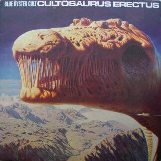 Blue Öyster Cult - Cultösaurus Erectus (LP, Album)