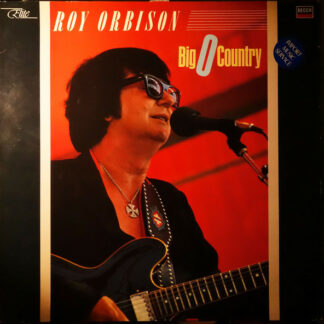 Roy Orbison - Big O Country (LP, Comp)