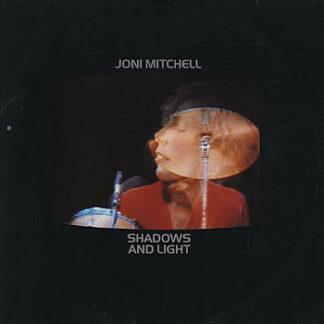 Joni Mitchell - Shadows And Light (2xLP, Album, Emb)