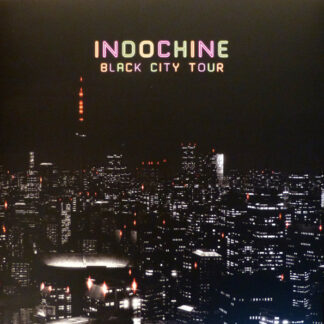 Indochine - Black City Tour (4xLP, Album, Ltd)