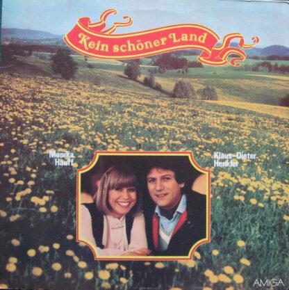 Monika Hauff & Klaus-Dieter Henkler - Kein Schöner Land (LP)