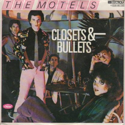 "The Motels - Closets & Bullets (7"", Single)"