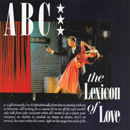 ABC - The Lexicon Of Love (LP, Album)