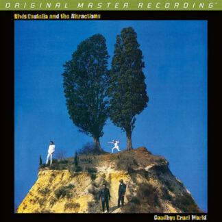 Elvis Costello & The Attractions - Goodbye Cruel World (LP, Album, Ltd, Num, RE, RM, 180)