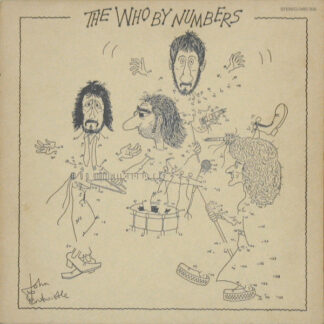 The Who - The Best Of The Who (LP, Comp, RP)
