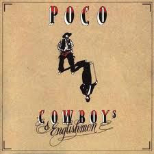 Poco (3) - Cowboys & Englishmen (LP, Album)