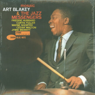 Art Blakey & The Jazz Messengers - Mosaic (LP, Album, RE)