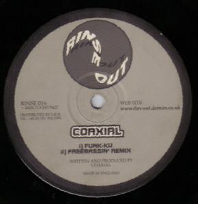 """Coaxial - Funk - Ku (12"""")"""