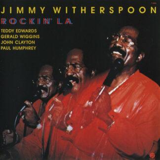 Jimmy Witherspoon - Rockin' L.A. (LP, RE)