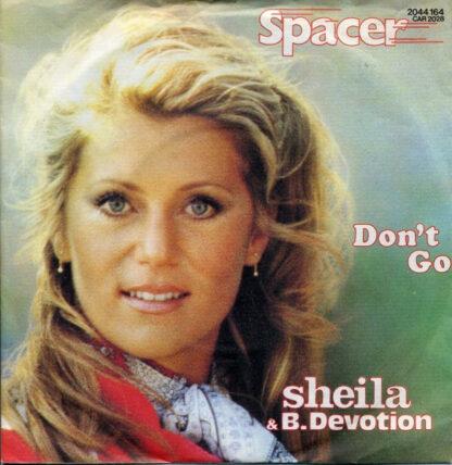 "Sheila & B. Devotion - Spacer (7"", Single)"