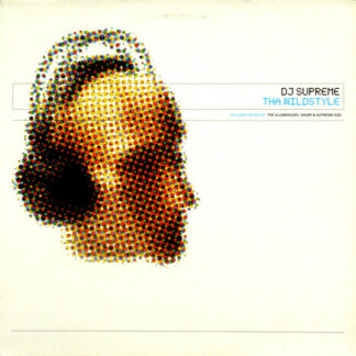 """DJ Supreme - Tha Wildstyle (12"""")"""