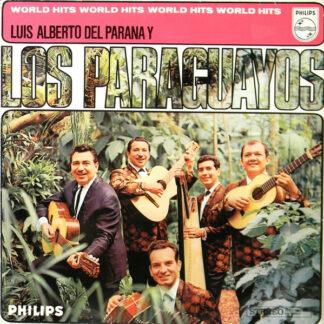 Luis Alberto del Parana y Los Paraguayos - World Hits (LP, Album)