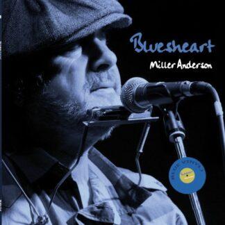 Miller Anderson - Bluesheart (LP, Album, Ltd, Num, RE, Blu)