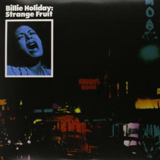 Billie Holiday - Strange Fruit (LP, Comp, RE, 180)