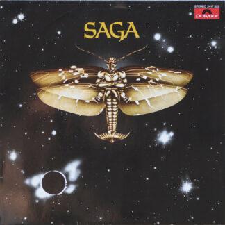 Saga (3) - Saga (LP, Album, RP)