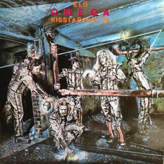Omega (5) - Élő Omega Kisstadion '79 (2xLP, Album, Eng)