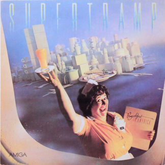 Supertramp - Breakfast In America (LP, Album, RE)