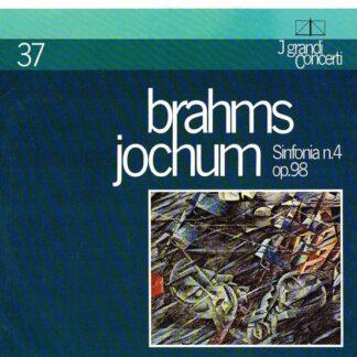 Brahms*, Jochum* - Sinfonia N.4 Op.98 (LP, Mono)