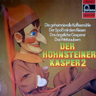 Bühne Friedrich Arndt* - Der Hohnsteiner Kasper 2 (LP)