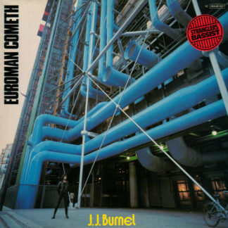 J.J. Burnel - Euroman Cometh (LP, Album)
