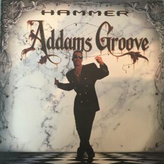 "MC Hammer - Addams Groove (12"")"