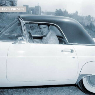 Elvis Presley - Elvis Presley (3xLP, Comp, Whi)