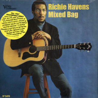 Richie Havens - Mixed Bag (LP, Album, Mono, RE, RM, 180)