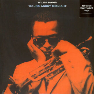 Miles Davis - 'Round About Midnight (LP, Album, RE, 180)