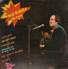 Neil Sedaka - Oh Carol ! (LP, Comp, RE)