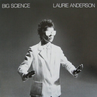 Laurie Anderson - Big Science (LP, Album)