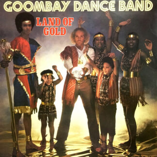 Goombay Dance Band - Land Of Gold (LP, Album)