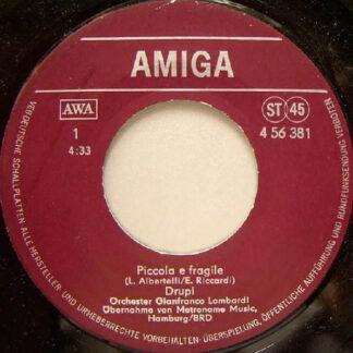 "Drupi (2) - Piccola E Fragile / Provincia (7"", Single)"