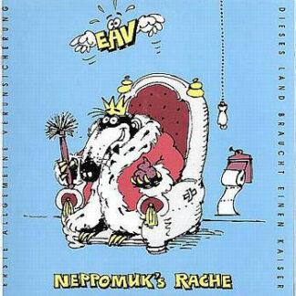 EAV (Erste Allgemeine Verunsicherung) - Neppomuk's Rache (LP, Album, Club)