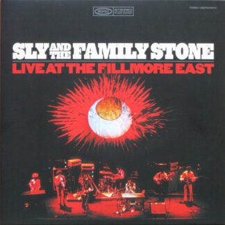 Sly And The Family Stone* - Live At The Fillmore East (LP, Red + LP, Gre + Ltd)