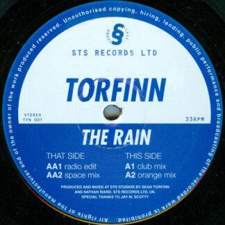 """Torfinn - The Rain (12"""")"""